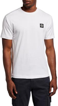 Stone Island Men's Logo-Patch T-Shirt