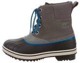 Sorel Waterproof Rubber Ankle Boots