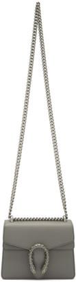 Gucci Grey Mini Dionysus Bag