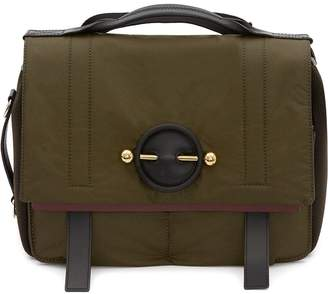 J.W.Anderson technical fabric messenger bag