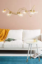 Anthropologie Abstract Globe Chandelier