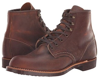 Red Wing Shoes Blacksmith (Copper Rough & Tough) Men's Lace up casual Shoes
