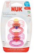 NUK Gerber Newborn Orthodontic Pacifier Latex Size1 - 2 ea-Colors Vary