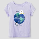 Cat & Jack Baby Girls' T-Shirt Cat & Jack - Lavender Water