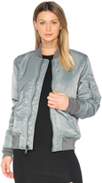 Schott Nylon Flight Jacket