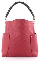 Louis Vuitton Pre-owned: Bagatelle Hobo Monogram Empreinte Leather.
