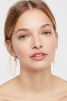 Free People Tusk Threader Earrings