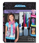 Fashion Angels Project Runway® Graphic Tie Dye Design Set