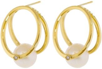 KatKim Pearl Oasis Earrings