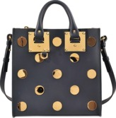 Sophie Hulme Square Albion with gold dots
