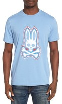 Psycho Bunny Men's Logo Graphic T-Shirt