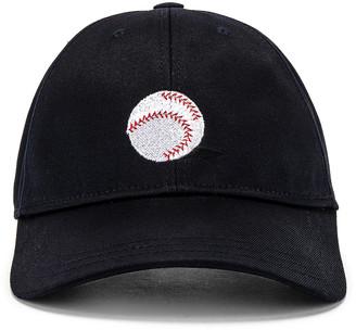 Thom Browne Baseball Cap in Navy | FWRD
