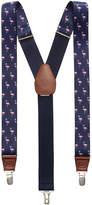 Club Room Men's Flamingo Suspenders, Created for Macy's