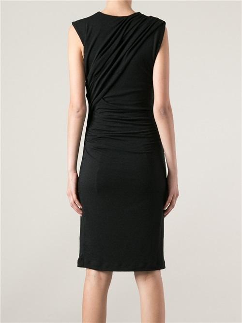 Alexander Wang Ruched Dress