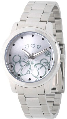 Disney Mouse Stainless Steel Watch for Women