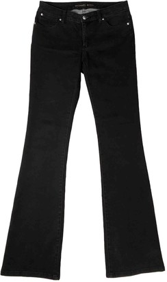 Michael Kors Black Cotton Jeans for Women
