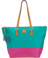 Dooney & Bourke As Is Smooth Leather Tobi Tote
