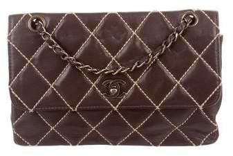 Chanel Surpique Flap Bag