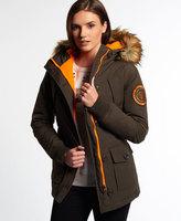 Superdry Everest Slim Polar Coat