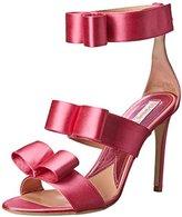 Vivienne Westwood Women's Bow Satin Slide Pump