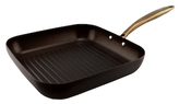 Berghoff Ouro Square Stainless Steel Grill Pan