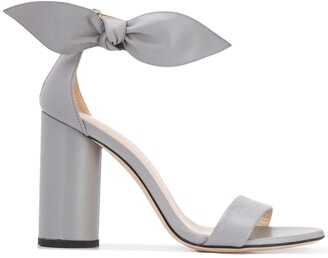 Fabiana Filippi Bow-Detail Sandals