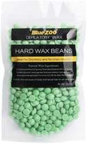 Bluezoo 100g Depilatory Hard Wax Beads Solid Hot Film Waxing Pellets for Body Bikini Hair Removal Smell