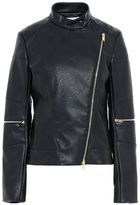 Stella McCartney victoire skin free skin leather jacket