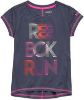 Reebok Girls Graphic T-Shirt-Preschool