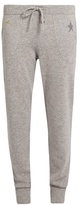 Bella Freud Star cashmere-blend track pants