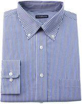 Croft & Barrow Big & Tall Striped Easy-Care Button-Down Collar Dress Shirt
