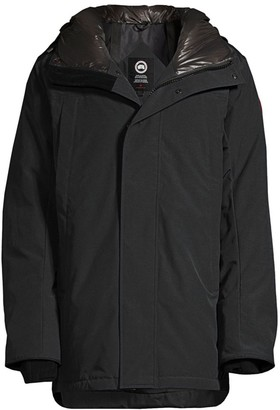 Canada Goose Sanford Down Parka Jacket