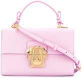 Dolce & Gabbana Lucia tote - women - Calf Leather/metal - One Size