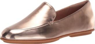FitFlop Women's Lena Metallic Loafers