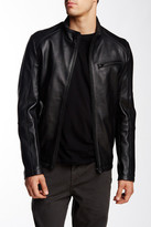 7 Diamonds Norwell Genuine Leather Jacket