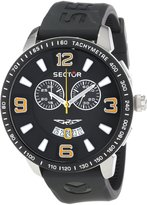 Sector Men's R3271619002 Marine 400 Analog Stainless Steel Watch