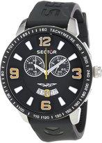 Sector Men's R3271619002 Marine 400 Analog Stainless Steel Watch