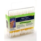 Fran Wilson Nail Tees Cotton Tips 120 Count (12 Pieces)