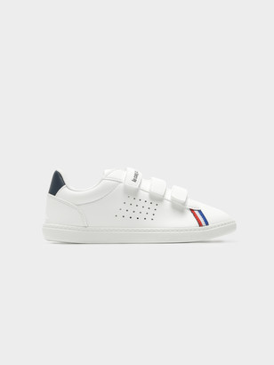 Le Coq Sportif Courtstar PS Sport Sneakers in White