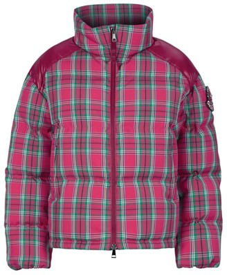 Moncler Chou Check Jacket