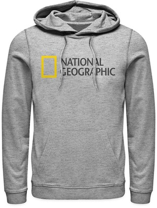 Disney National Geographic Logo Hoodie for Adults