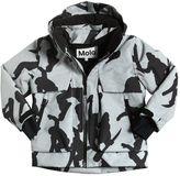 Molo Waterproof Snowboarders Nylon Ski Jacket