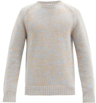 Gabriela Hearst Francesco Cashmere Sweater - Grey Multi