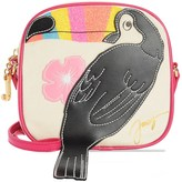 Juicy Couture Girls Novelty Toucan Crossbody