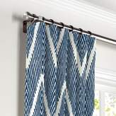 Loom Decor Convertible Drapery Bali - Denim