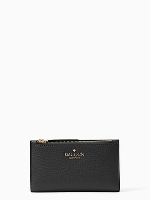 Kate Spade Jackson Small Slim Bifold Wallet