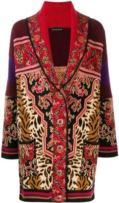 Etro Knitted Cardi-Coat