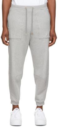 Stella McCartney Grey Panelled Lounge Pants