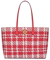 Tory Burch Duet Woven Tote