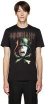 Givenchy Black Skull T-Shirt